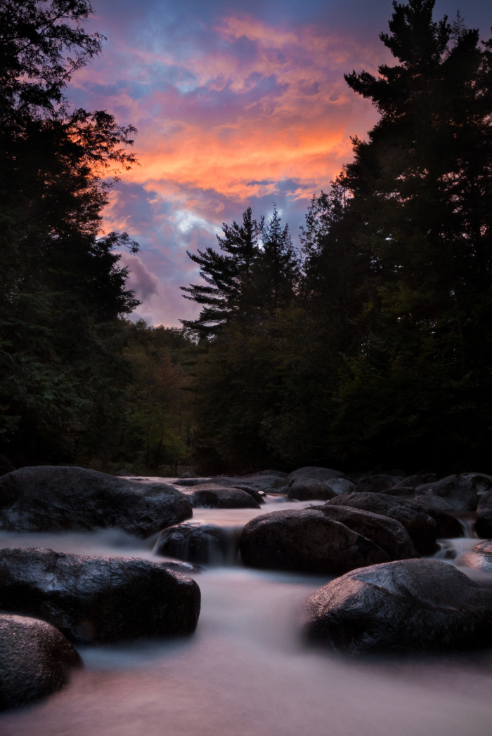 14. Boquet River, Adirondack Mountains