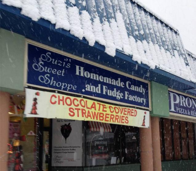 11. Suzi's Sweet Shoppe, Middletown