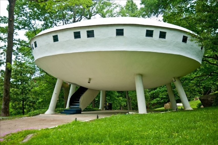 3) The Space House - Chattanooga