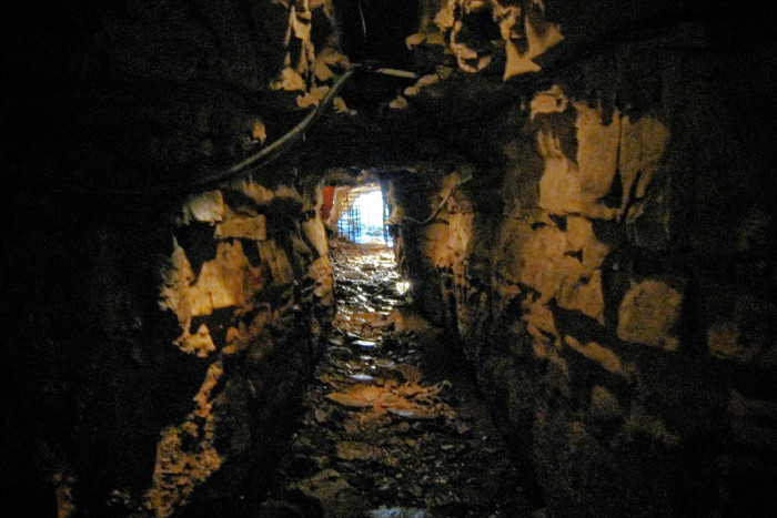 3. The Most Haunted Cave in the Country is in Adams.