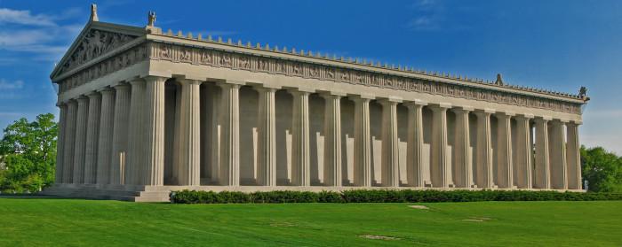 7. The Parthenon - Nashville
