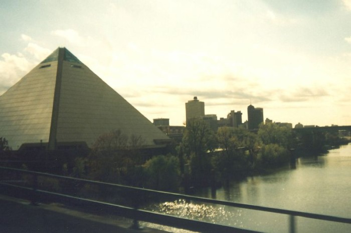 1. The Pyramid - Memphis