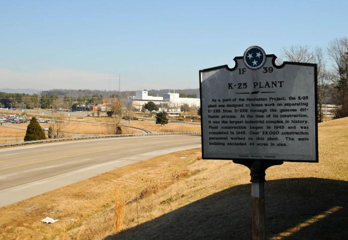 6. The Secret City - Oak Ridge