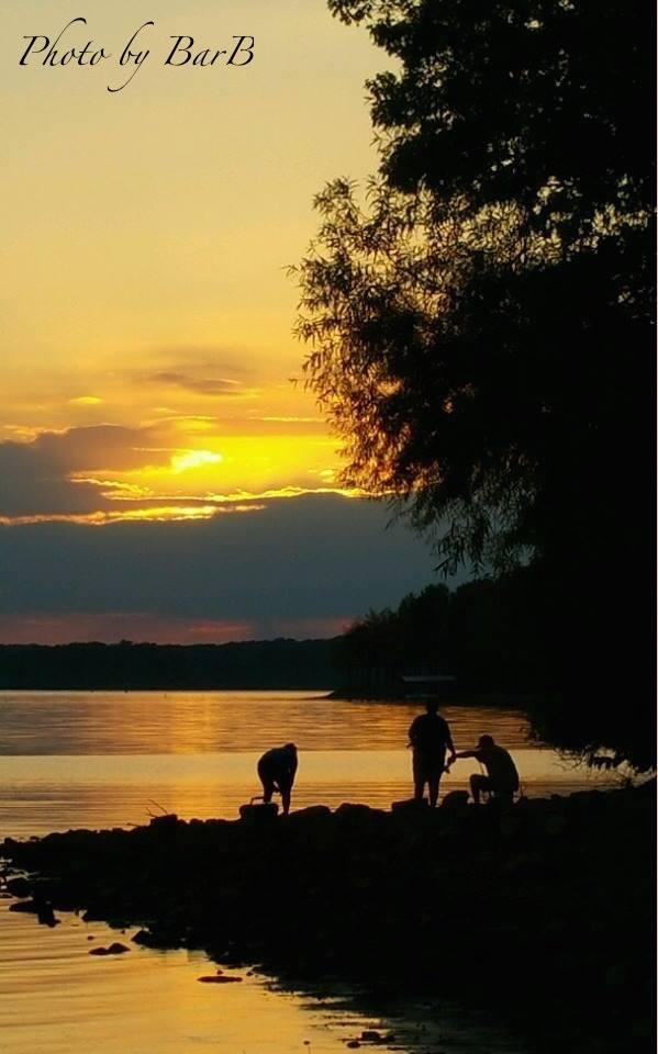 2. The joy of fishing