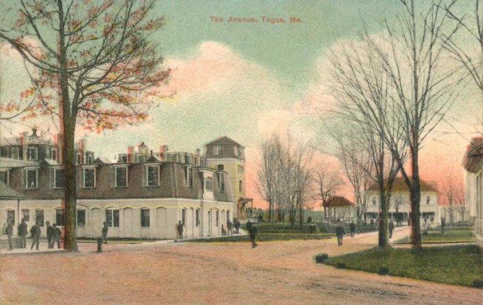 5. Maine is home to Togus, the first Veteran hospital in the country. It was founded in 1866.