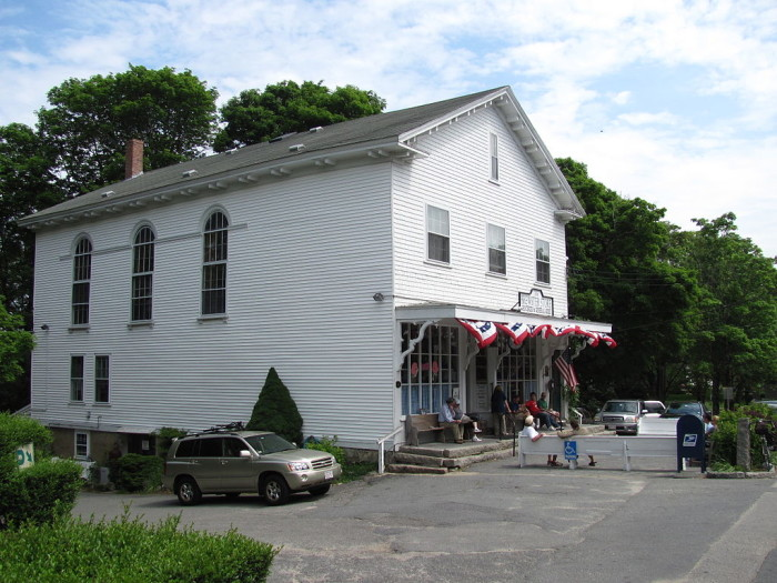 1. The Brewster Store