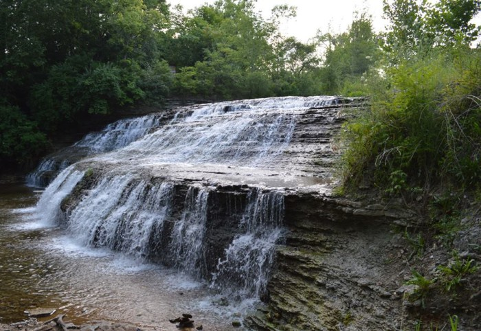 Thistlethwaite Falls 2
