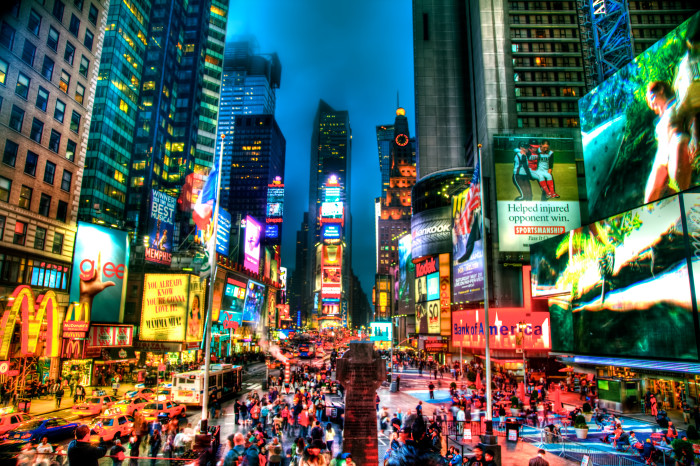 4. Times Square