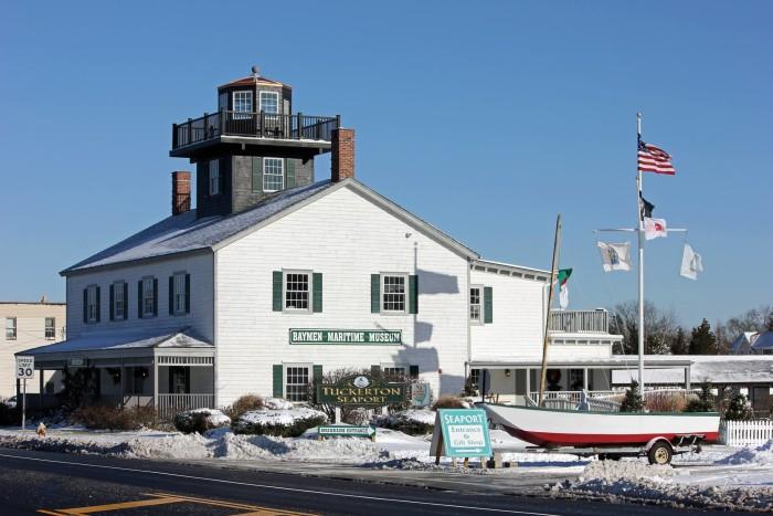 9. Tuckerton Seaport