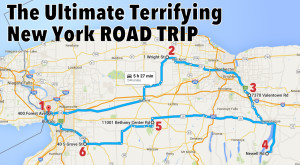 The Ultimate Terrifying New York Road Trip Is Right Here – And You'll Want To Do It