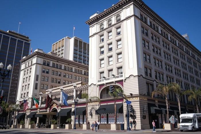 9. U.S. Grant Hotel in San Diego