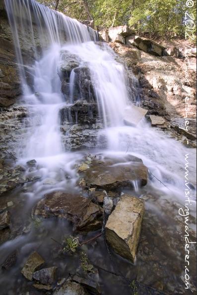 3. Chase Lake Falls (Cottonwood Falls)