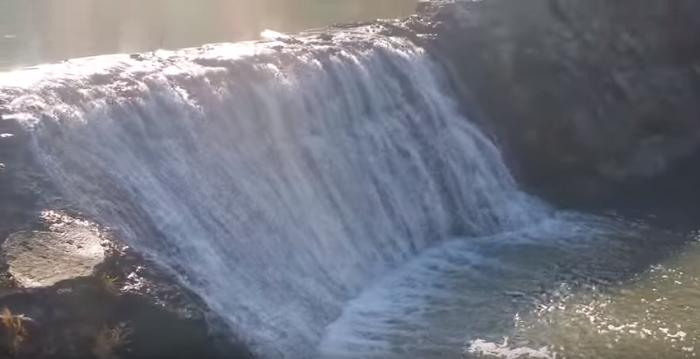 7. Cedar Creek Falls (Olathe)