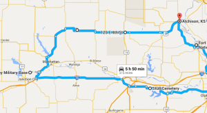 The Ultimate Terrifying Kansas Road Trip Is Right Here – And It'll Haunt Your Dreams
