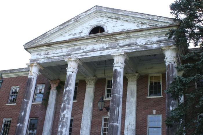 1. Fairfield Hills State Hospital, Newtown