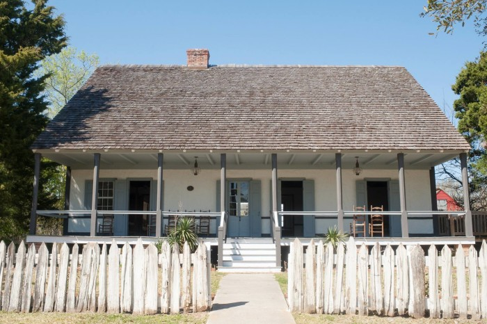 1. Vermillionville Historic Village, Lafayette