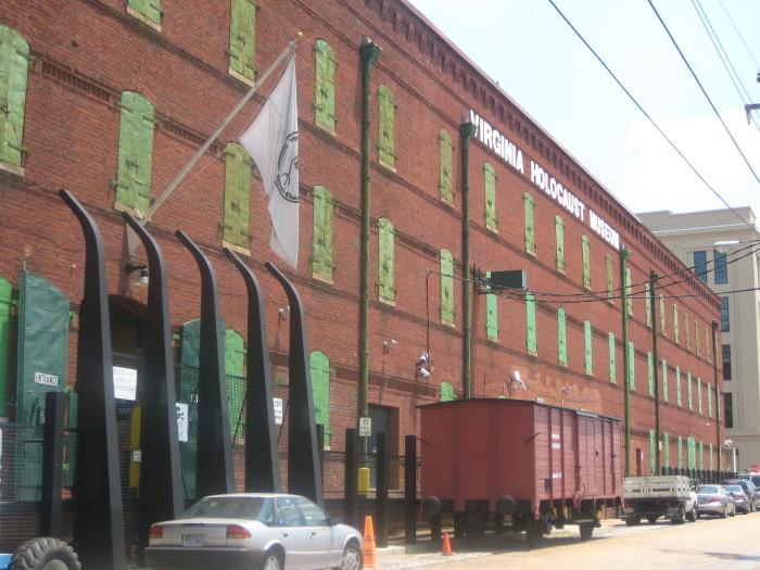 11. Virginia Holocaust Museum