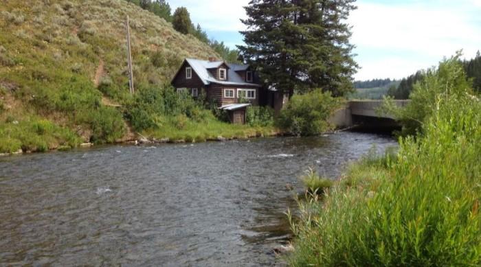 2. Warm River (Pop. 3)