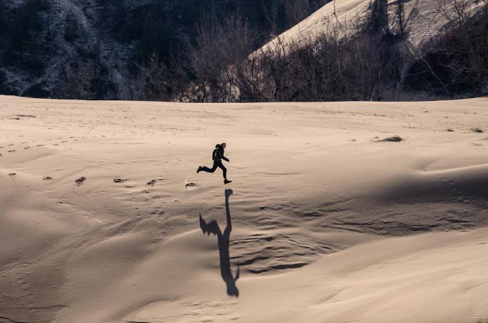 9. Warren Dunes State Park