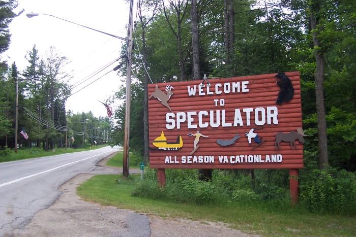 5. Speculator