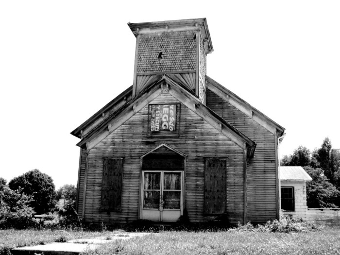 8) What's the Bell Witch?