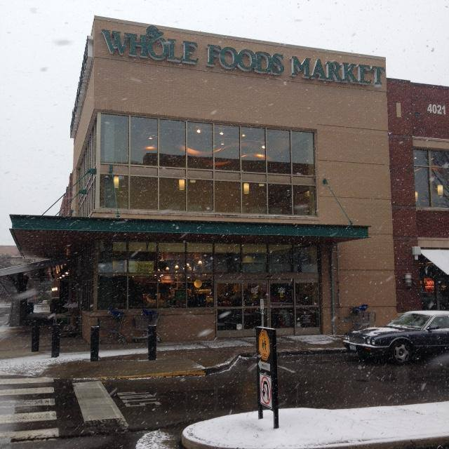 7. Whole Foods - Green Hills OR Franklin