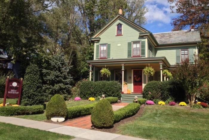 8. Widow McCrea House, Frenchtown