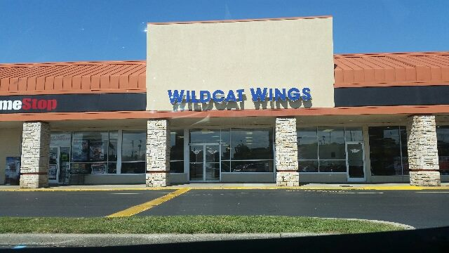 2. Wildcat Wings at 1560 Hustonville Road in Danville