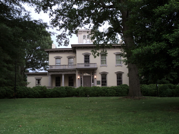 6. Sutherlin Mansion