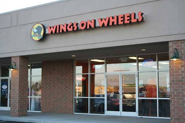 1. Wings on Wheels at 2111 North Bend Road in Hebron