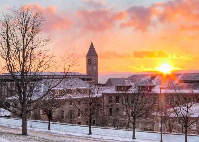 15. Cornell University, Ithaca