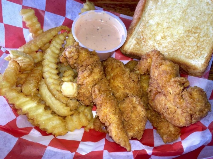 4) Wishbone's Famous Fingers & Chicken - Knoxville