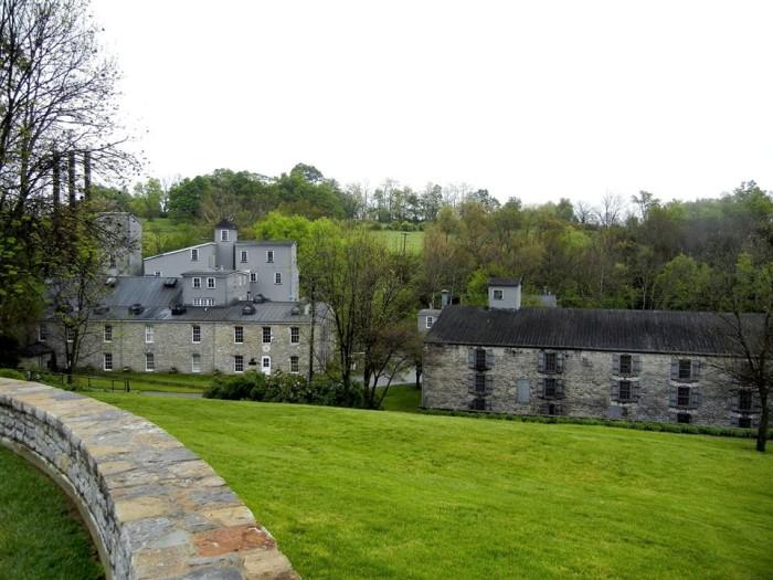 9. Woodford Reserve Distillery