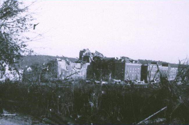 4. When a killer tornado swept through Worcester on June 9, 1953.