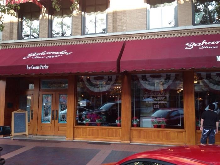 3. Zaharako's Ice Cream Parlor - Columbus