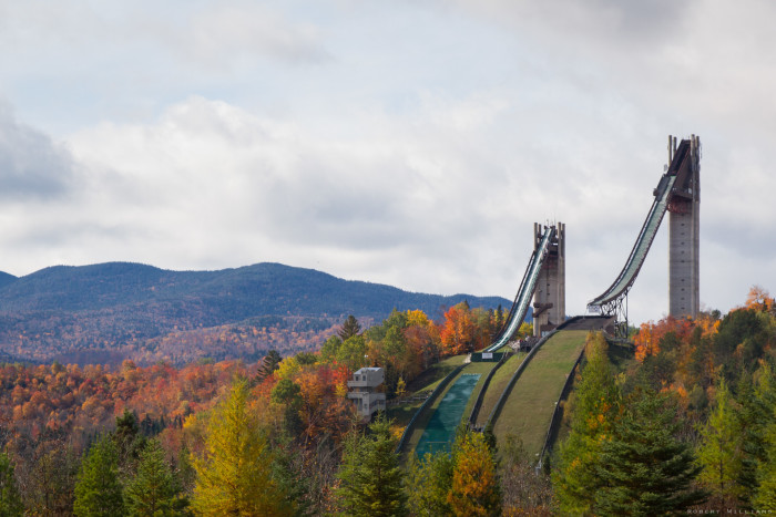 There are more than a hundred towns and villages inside the Adirondack park, some of which are quite literally miraculous.