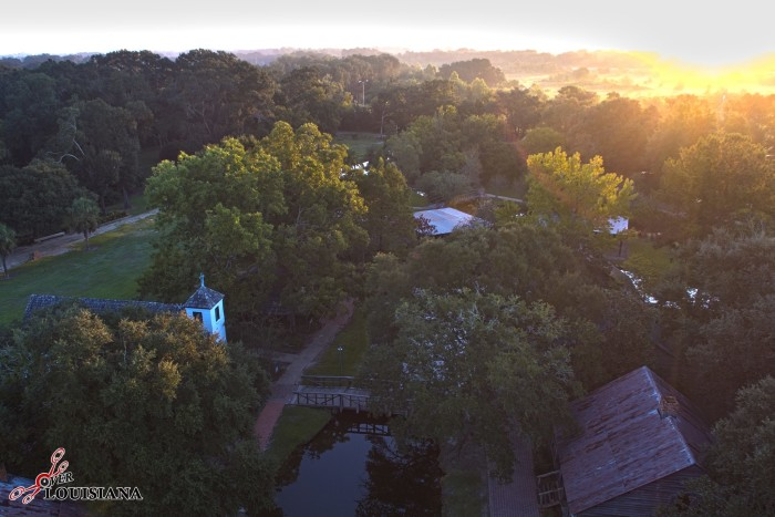 2. Acadian Village, Lafayette