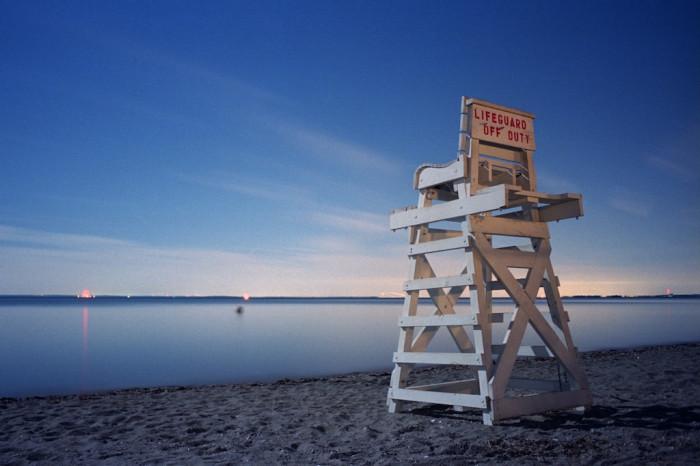 7) Long Island Sound