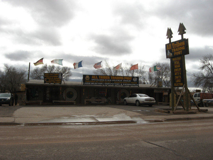 3. All Tribes Trading Post, Zuni