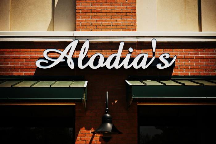 3. Alodia's Cucina Italiana - 2736 N Lake Dr, Columbia, SC 29212