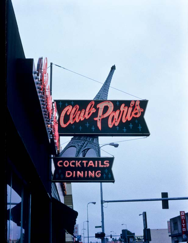 16. Now we know why Club Paris serves the best steak in town, it's been around since before the 70s!