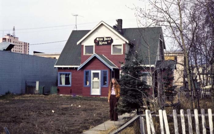 10. Our Open Door Klinics were super groovy.