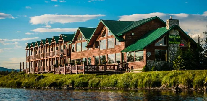 Ponds Lodge Restaurant Island Park
