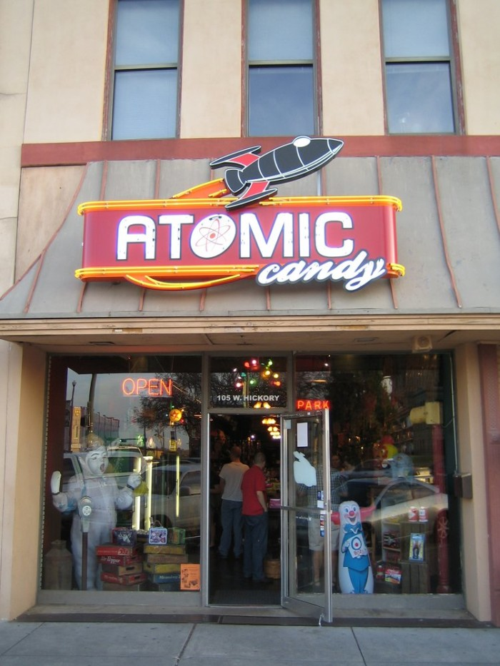 6. Atomic Candy (Denton)