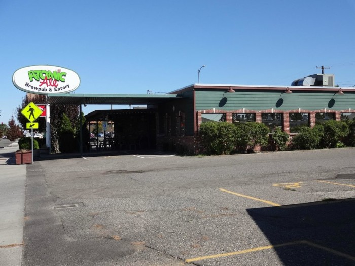5. Atomic Ale Brewpub & Eatery, Richland