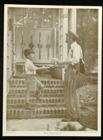 "10. ""The Postman."" (1936)"