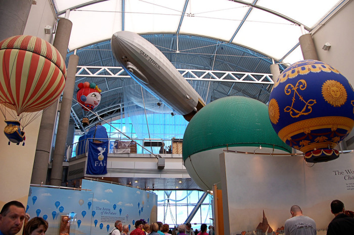 6. Anderson Abruzzo International Balloon Museum, Albuquerque
