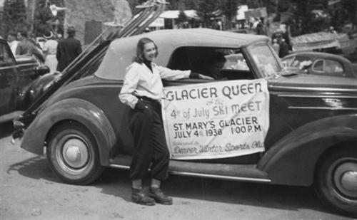"""15. """"Glacier Queen."""" (1938)"""