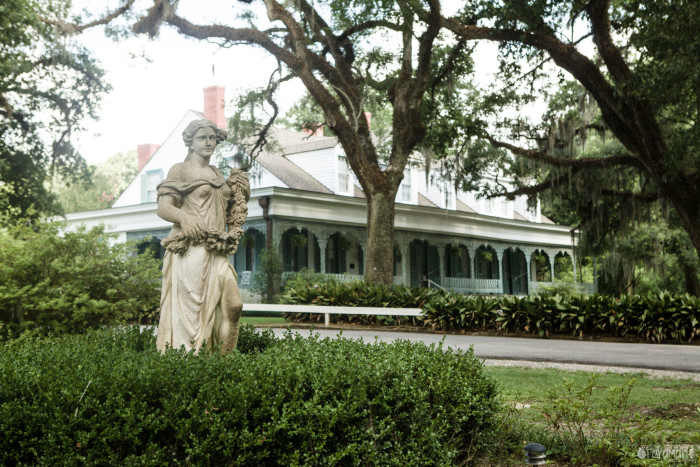 Built on the fertile soil north of Baton Rouge,  LA, Myrtles Plantation was established in 1796 by General David Bradford, who escaped the United States to avoid persecution for his participation in the Whiskey Rebellion.