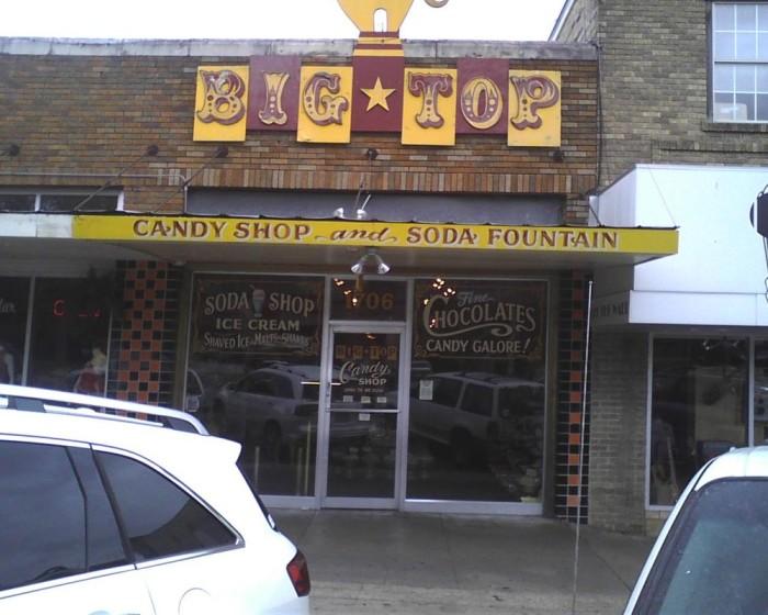2. Big Top Candy Shop (Austin)